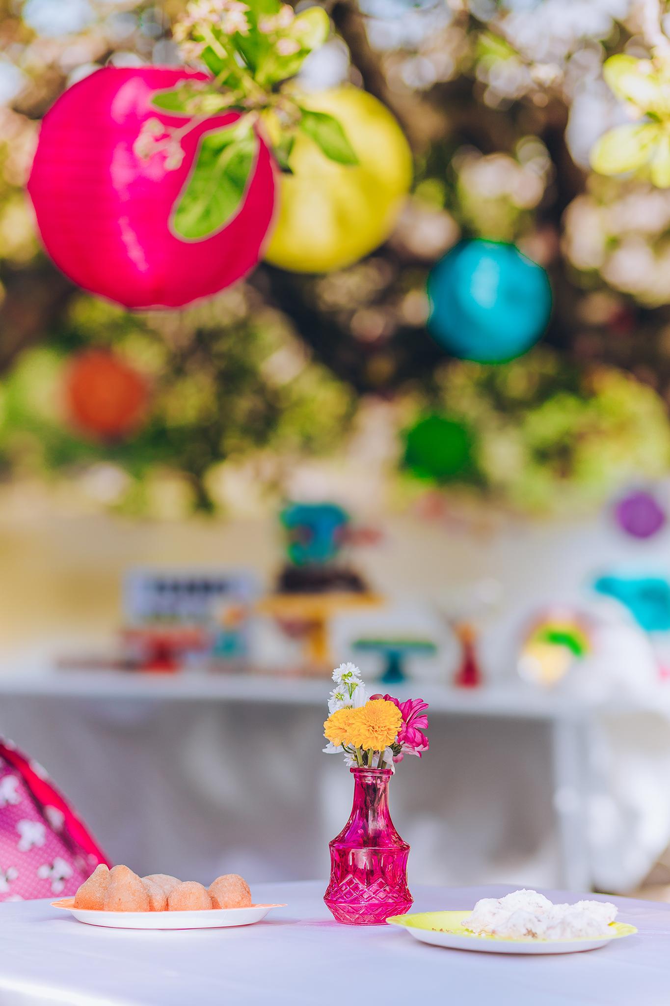 flores festa